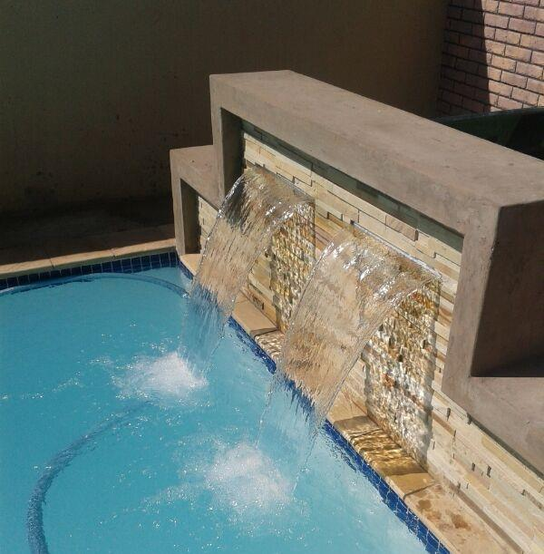 Pool patio home page for Swimming pool covers south africa